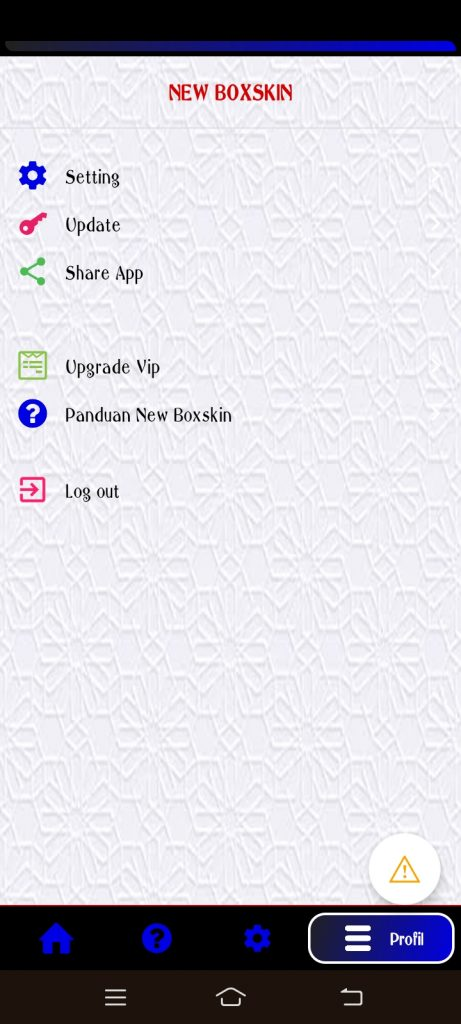 New BoxSkin 5.5 2021 ML Injector APK (Updated) Download 6